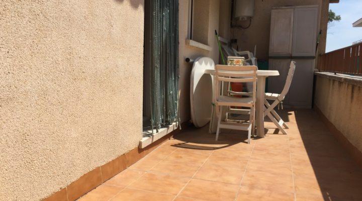 Ático en Segur de Calafell – Playa FVNG045 floorplan 1